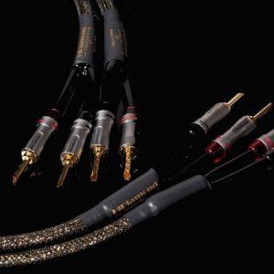 HiDiamond, Diamond 3 speaker, Cable de señal para altavoz