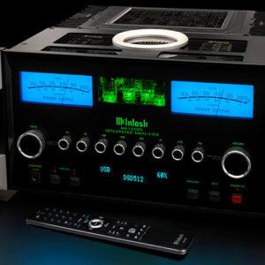 McIntosh, MA12000, Amplificador Integrado