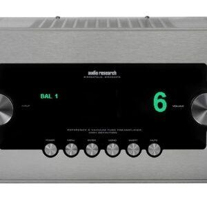 Audio Research, 6SE, Preamplificador